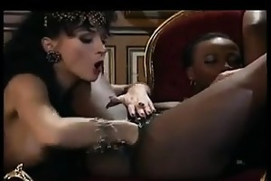 ebon floozy drilled and fisted