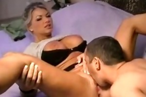 large breasted vicky vette bangs a fortunate chap