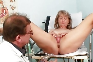 hawt golden-haired d like to fuck acquires her