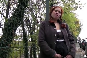 ginette a redhead mother i deepthroated