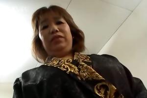 concupiscent aged kiriko nakamoto