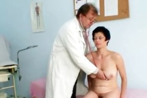 lustful aged mamma acquires a fully body exam