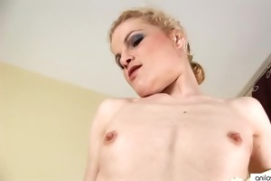 older blond bonks sex tool