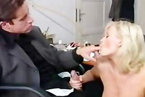 awesome blond anal, who the fuck is the