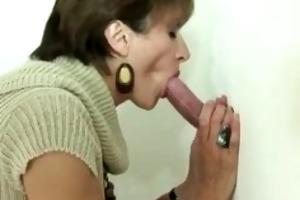 cuckolds wife tugs schlong