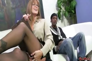 cougar screwed unfathomable by darksome monster