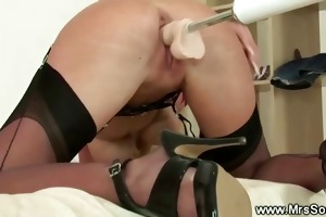 english d like to fuck acquires shoved by a