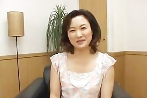 sexy older oriental woman is amazing for part3