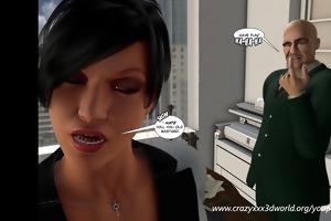3d comic: vox populi. video 2