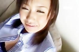 oriental japanese bitch balcony flash