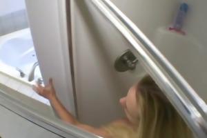 join me for a shower – voyeur spy webcam