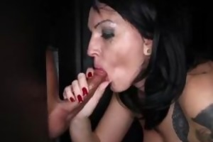 gloryhole secrets mother i kitty squirts giving