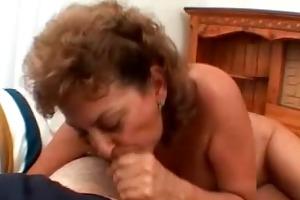 lustful slutty brunette hair mother i blows