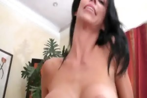 hawt lesbo dilettante milfs toying and licking