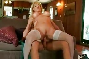 college men receive drained with breasty mother i