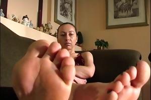 corpulent feet jerk instruction