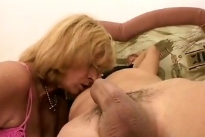 wake up oral-sex form granny.