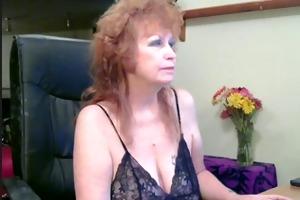 granny web camera show