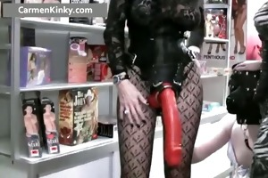 kinky d like to fuck fucking chap with belt part4