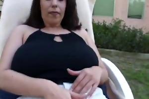 mia domore backyard fucking