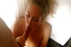 great real homemade oral sex ends with facial -