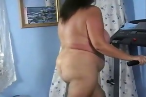 big beautiful woman a-hole naked chubby butt