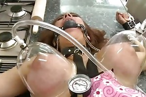 beautiful mother i wench roped and anal screwed
