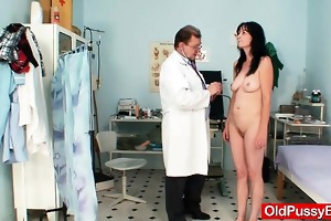 dilettante d like to fuck vagina checkup by