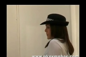british d like to fuck police officer