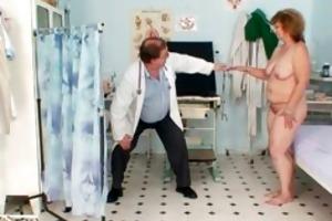bushy fat mamma receives harrassed by gynecologist